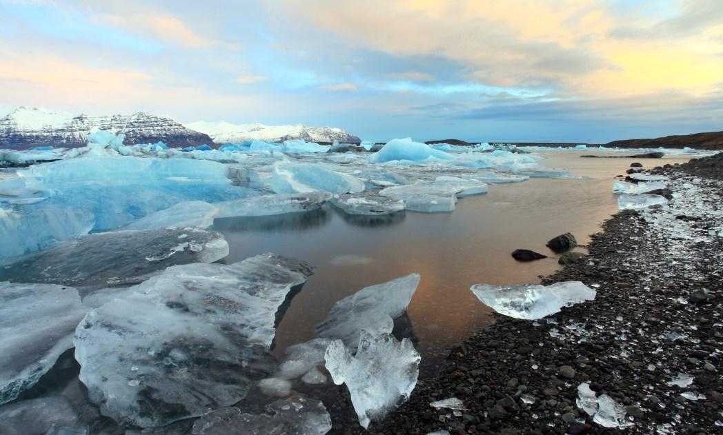 Game of Thrones Drehorte in Island: Vatnajökull – Nördlich der Mauer