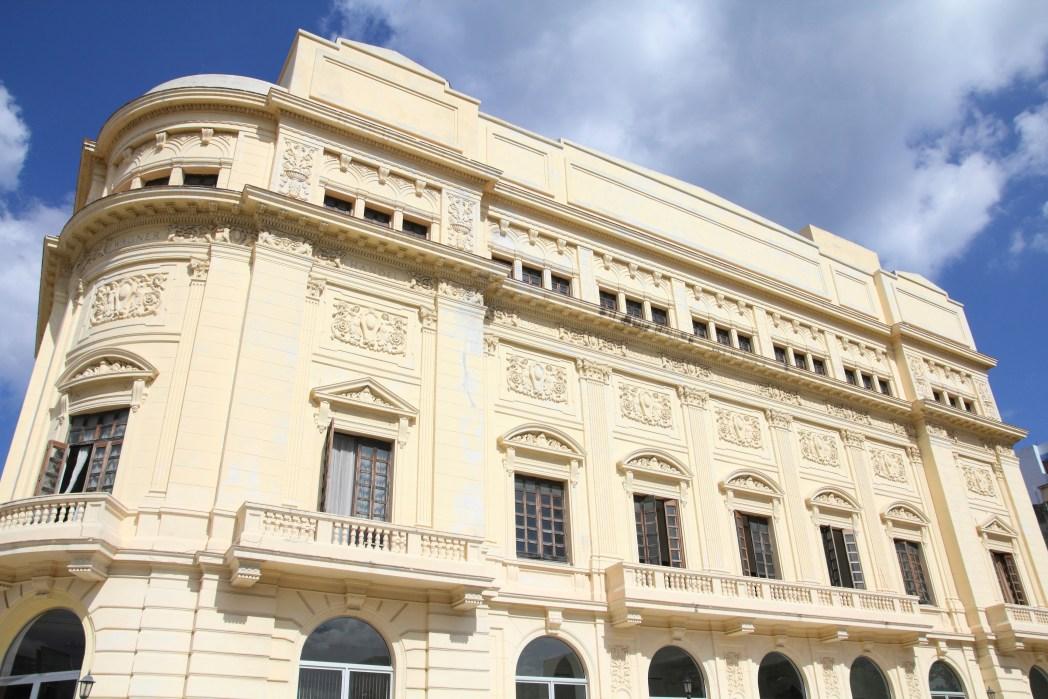 Sehenswürdigkeiten in Havanna: Teatro Amadeo Roldán