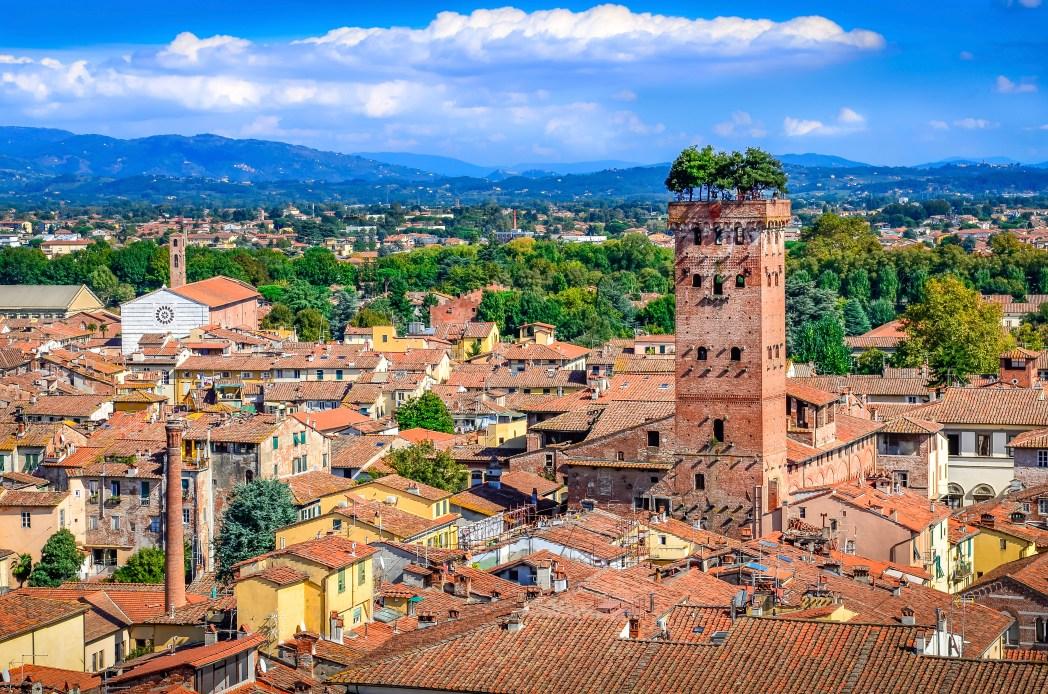 Insider-Städte in Italien: Lucca