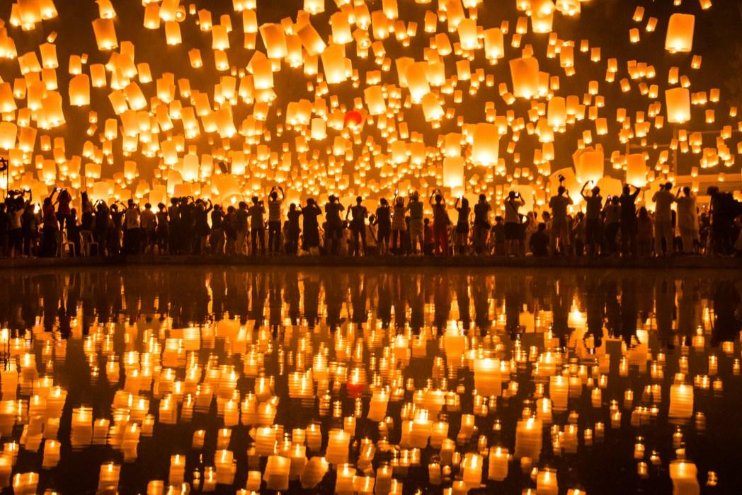 Die besten Souvenirs aus Asien: Laternen und Lampions