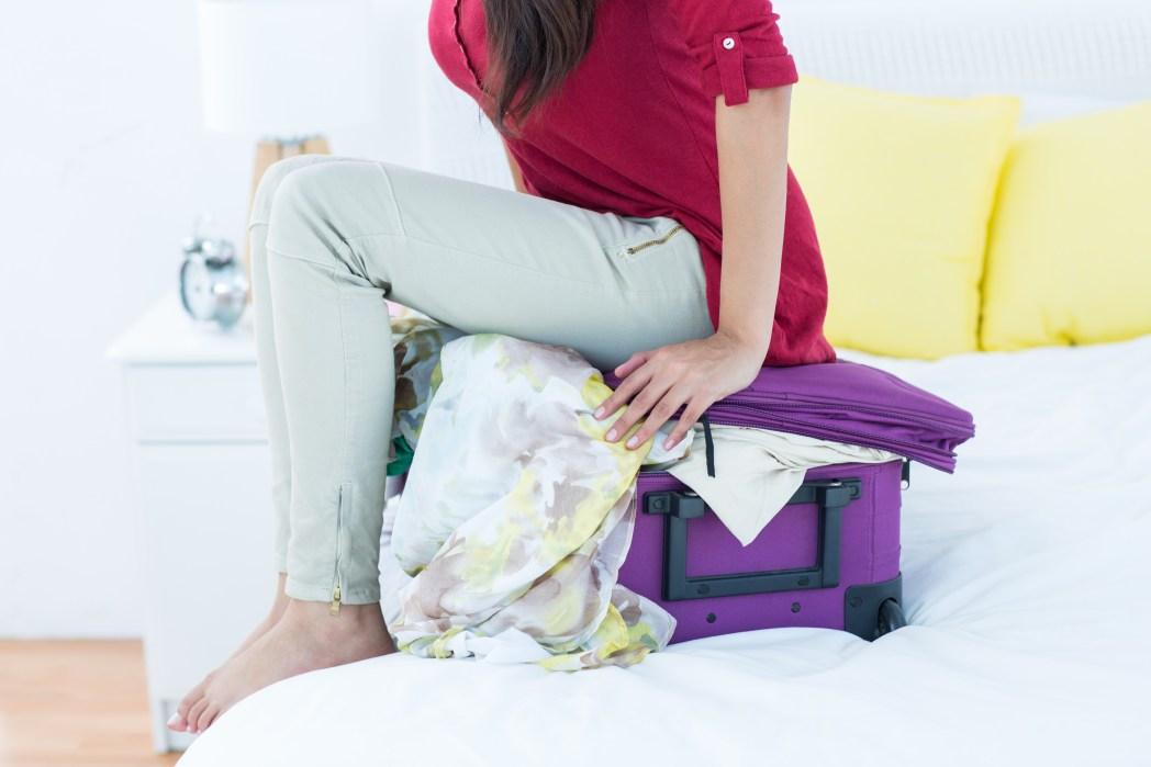 Vakuum verpacken für mehr Platz im Koffer