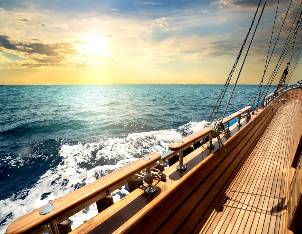 Orte, an denen ihr eine Zombi-Apokalypse überleben könntet: Kreuzfahrtschiffe, die Meere der Welt