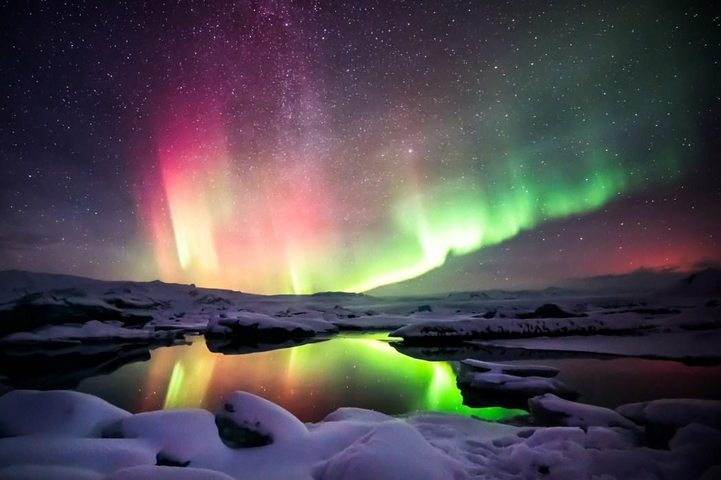 Klischee-Reisen, die man im Leben gemacht haben muss: Nordlichter bestaunen