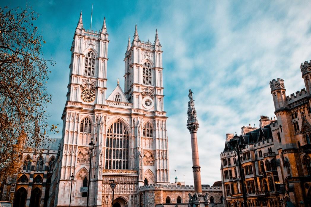 Königliche Bauten in London: Westminster Abbey