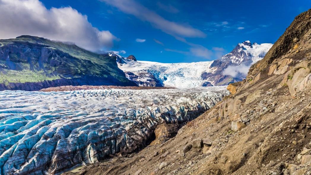 Game of Thrones Filmorte in Island: Vatnajökull – Nördlich der Mauer