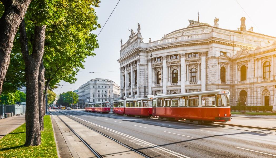 Top  Sehenswürdigkeiten in Wien: Wiener Ringstraße
