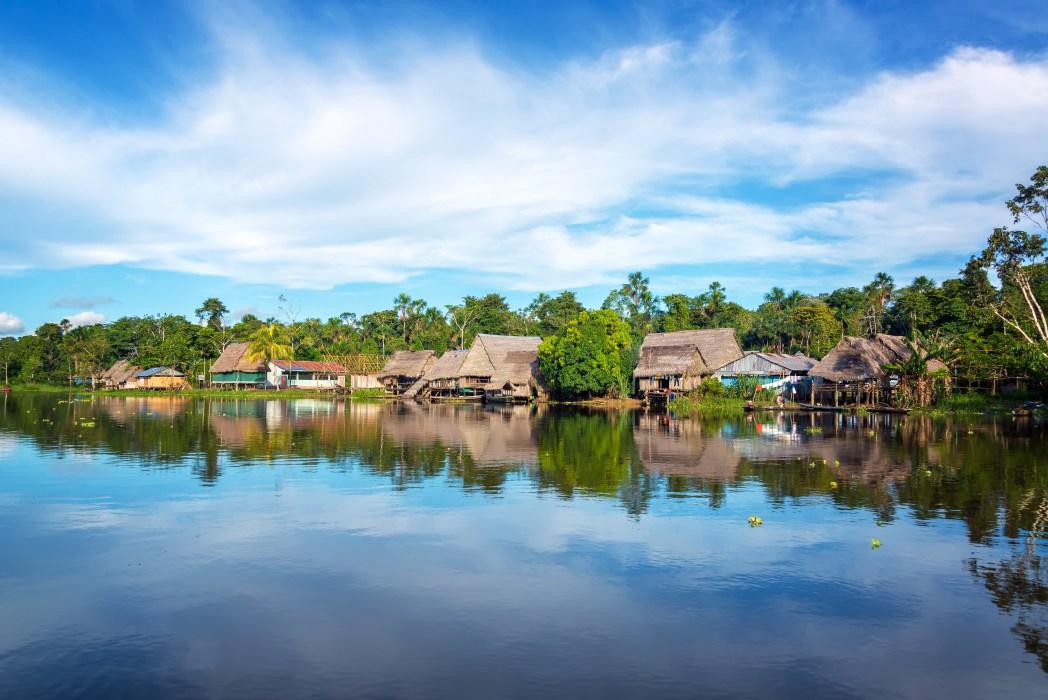 Orte, an denen ihr eine Zombi-Apokalypse überleben könntet: Iquitos und Nauta, Peru