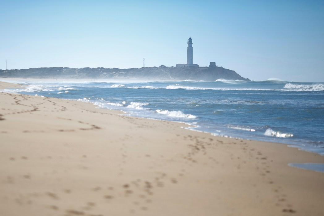 Tolle Strände in Spanien: Cabo Trafalgar, Jerez, Andalusien