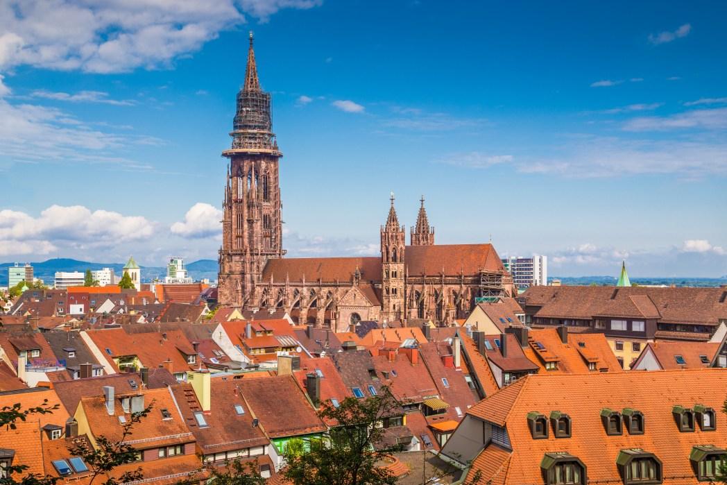Die schönsten Städte Deutschlands: Freiburg Städtetrip