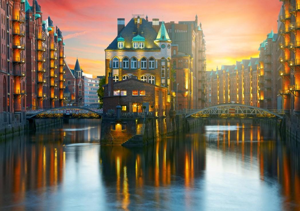 Sicherste Städte Deutschlands