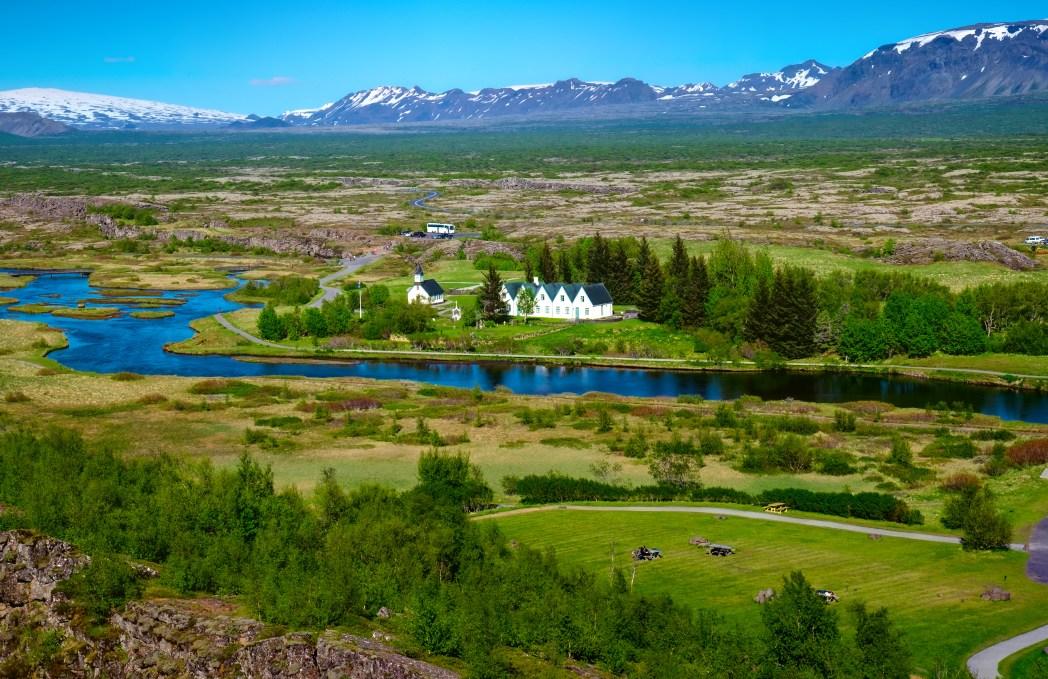 Die Game of Thrones Drehorte in Island: Þingvellir Nationalpark