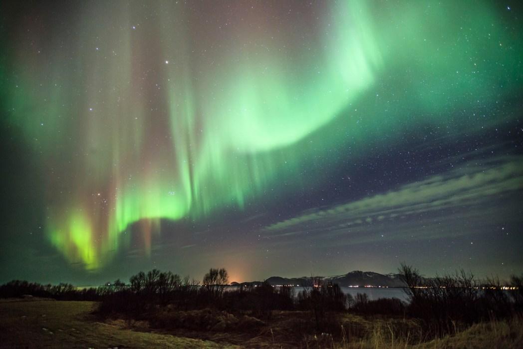 Aurora Nordlichter