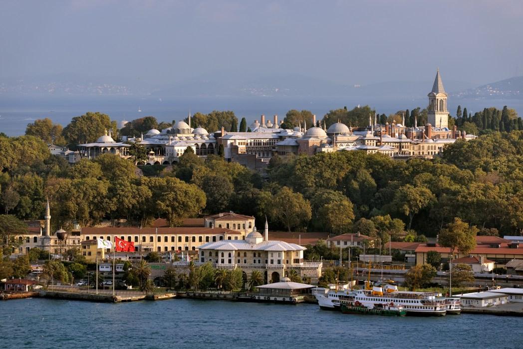 Sehenswürdigkeiten in Istanbul: Topkapı Palast