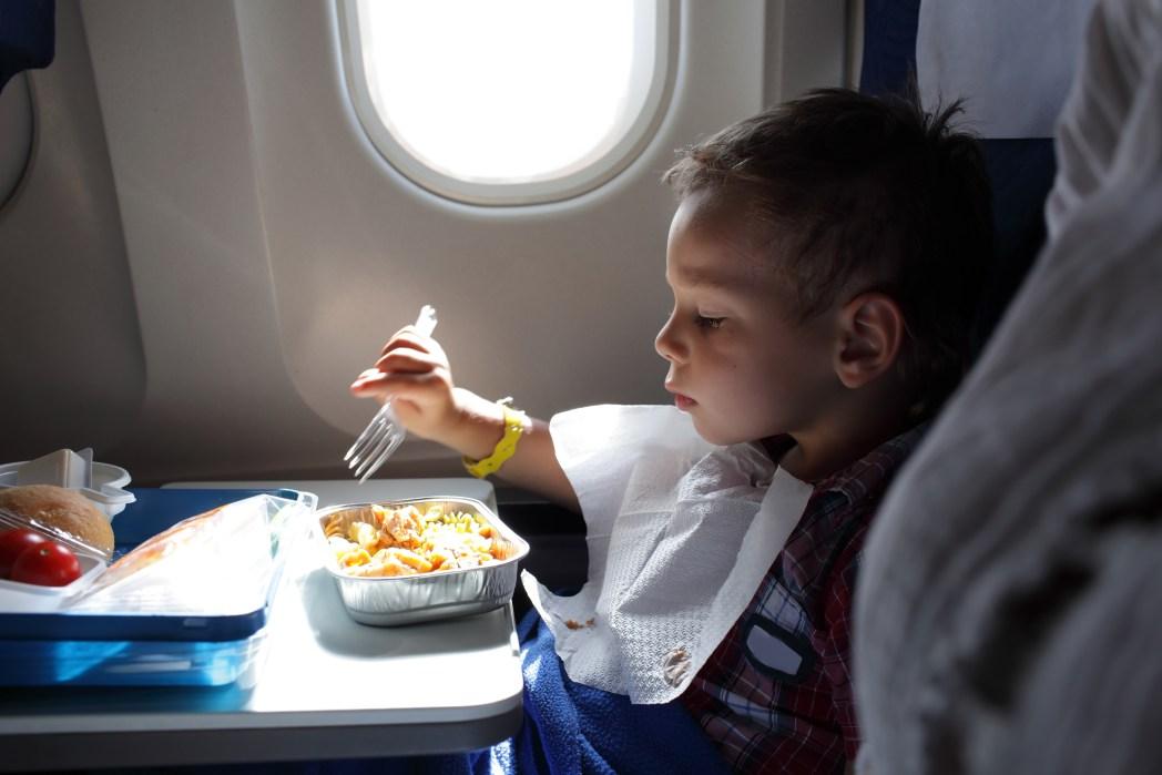 Baby-Nahrung und Spezialmenüs für Kinder