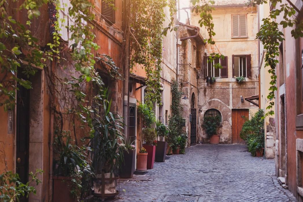Perfekte Ziele für die Osterferien: Rom Italien