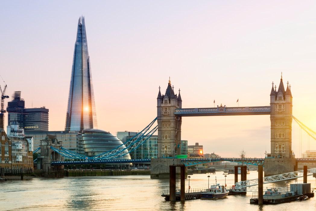 Sommerurlaub in London