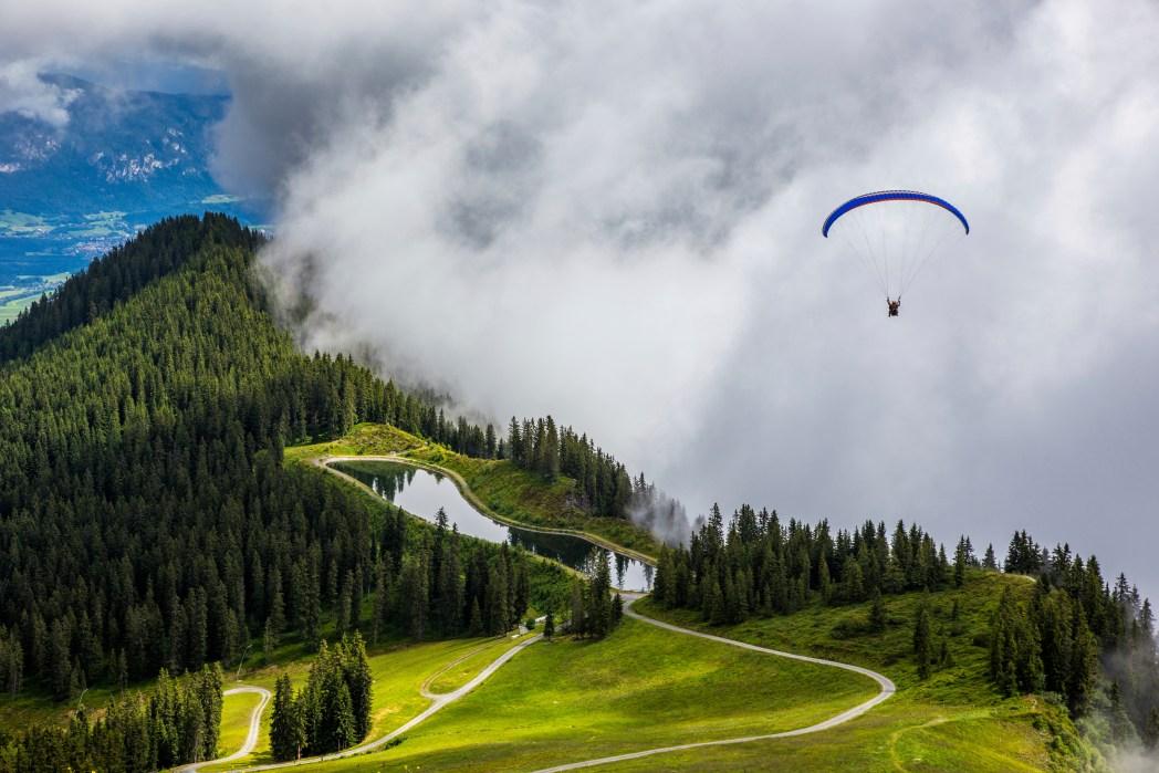 Sommerurlaub Skigebiet