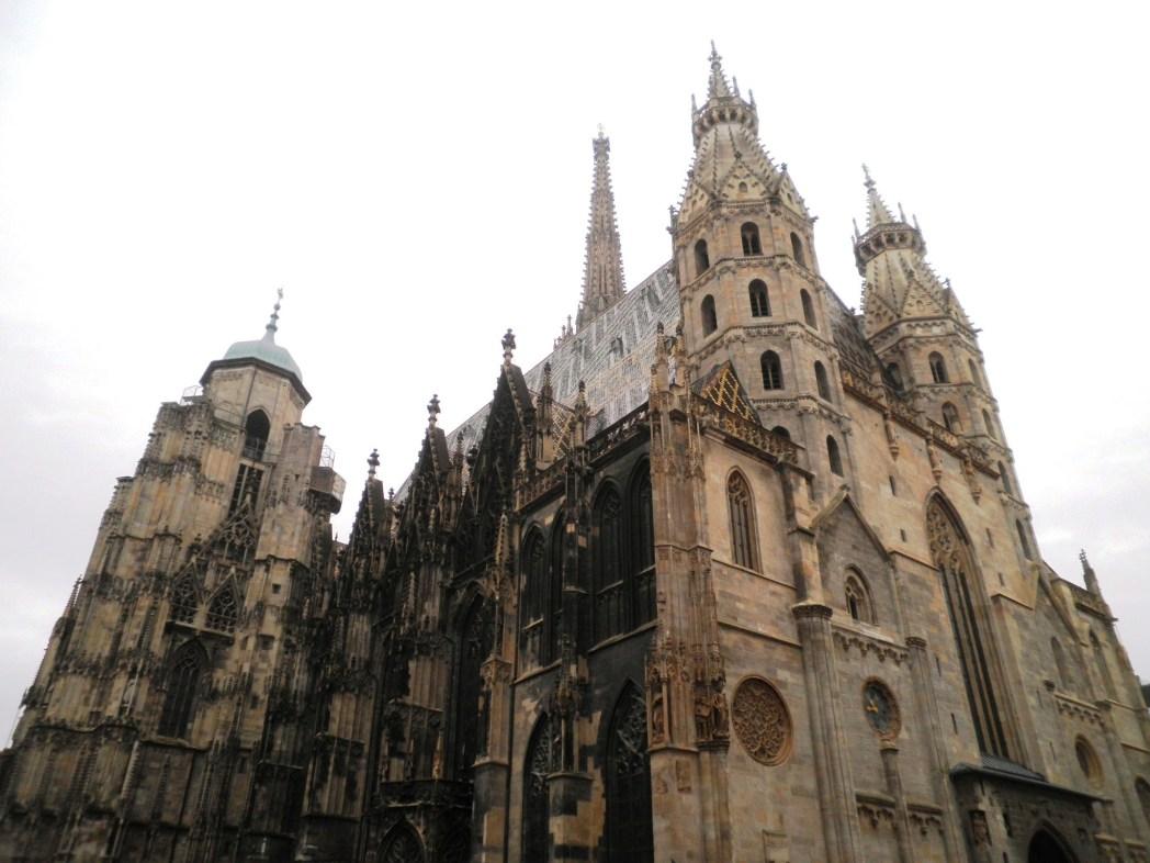 Top  Sehenswürdigkeiten in Wien: Stephansdom