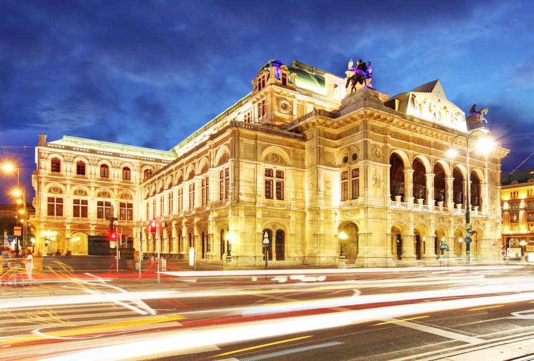 Top  Sehenswürdigkeiten in Wien: Wiener Staatsoper