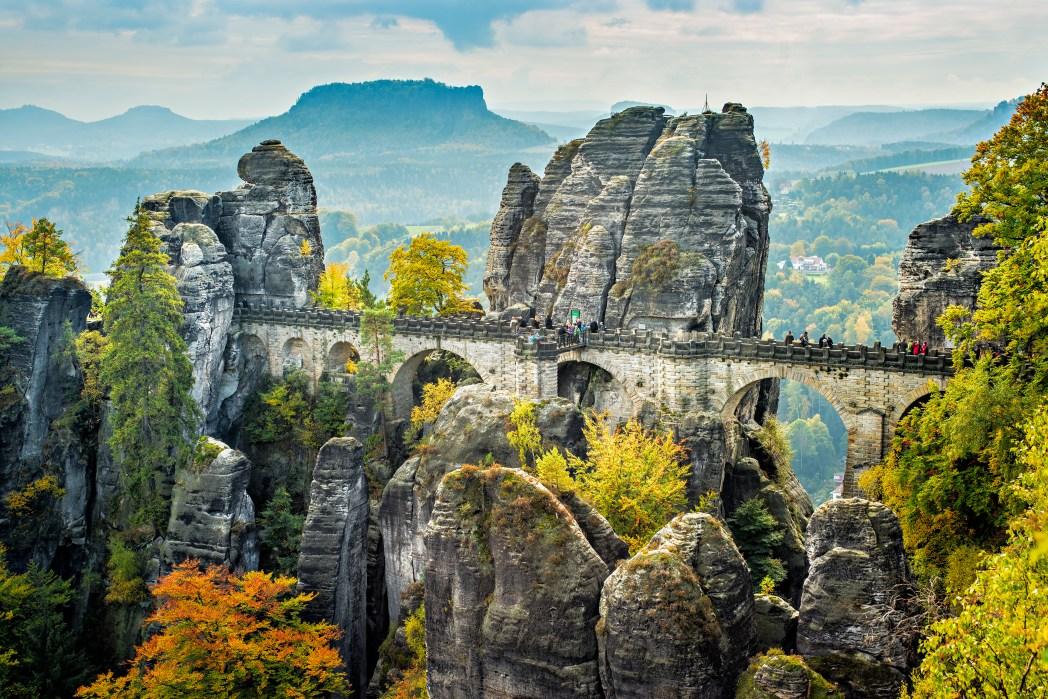 Deutschlands schöne Natur: Sächsische Schweiz, Elbsandsteingebirge, Sachsen