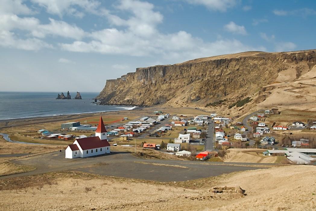 Game of Thrones Drehorte in Island: Höfðabrekka, Vík í Mýrdalur – Frostfangs