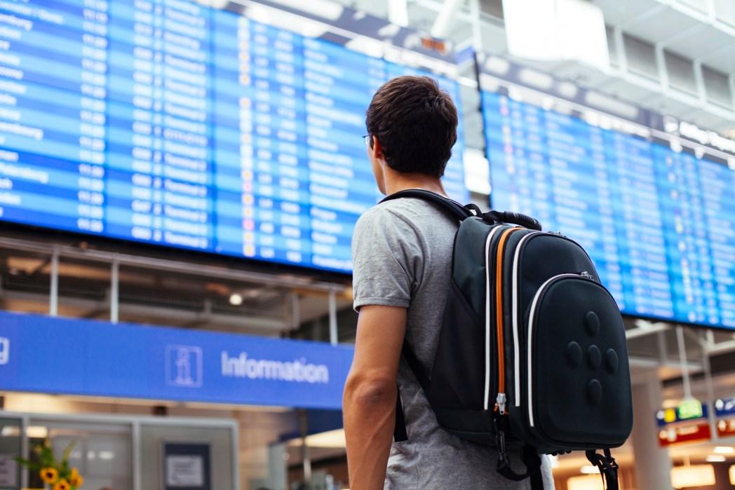 Schlafen am Flughafen: Übernachtet am bequemsten Terminal