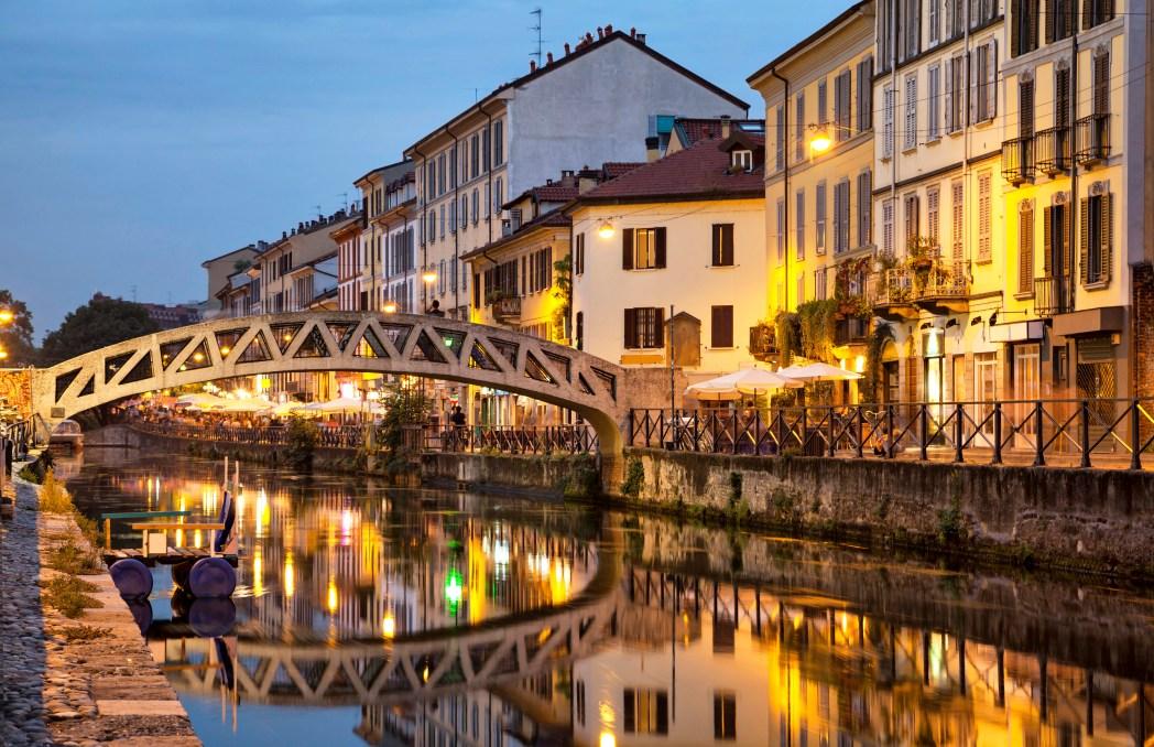 Top Reiseziele für März und April: Mailand, Italien