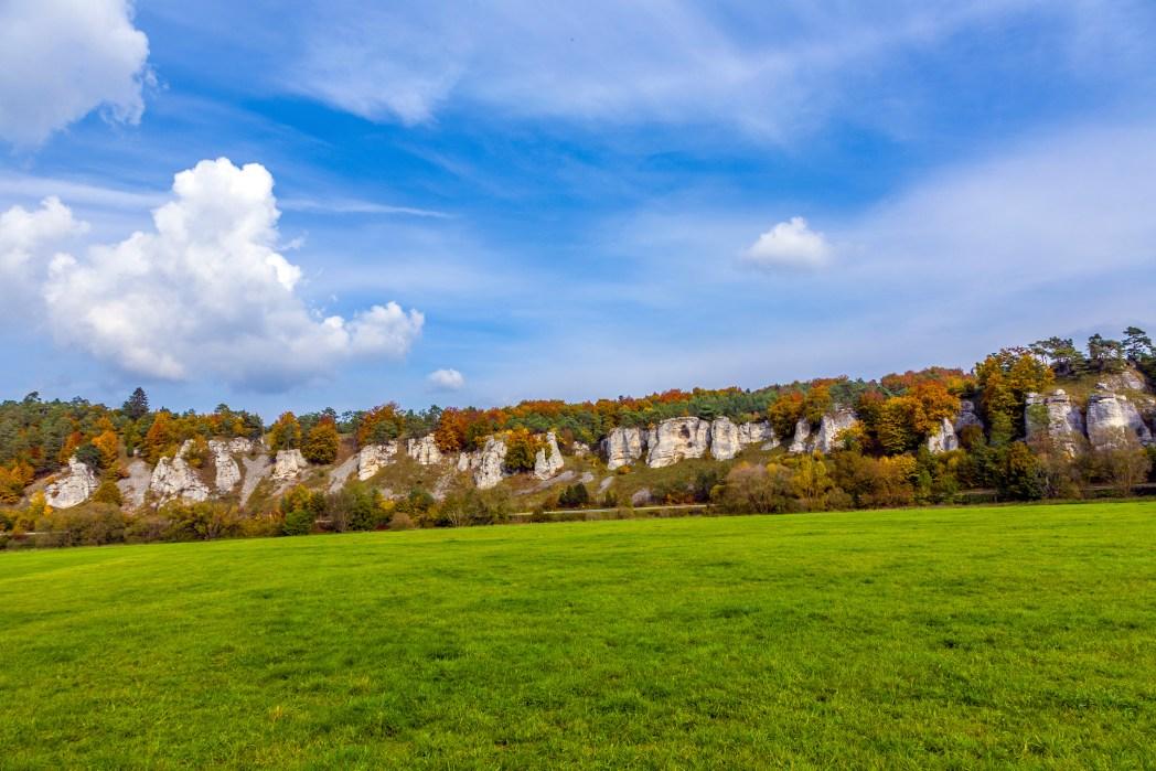 Die schönsten Orte Deutschlands: Zwölf Apostel, Altmühltal, Bayern