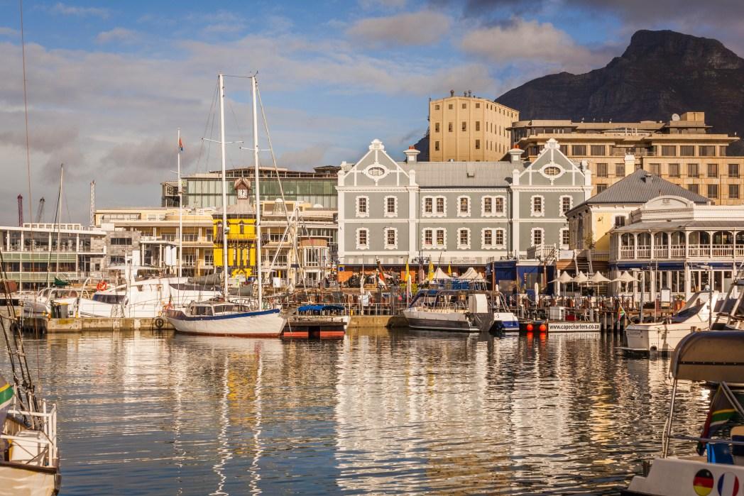 Victoria & Alfred Waterfront Kapstadt