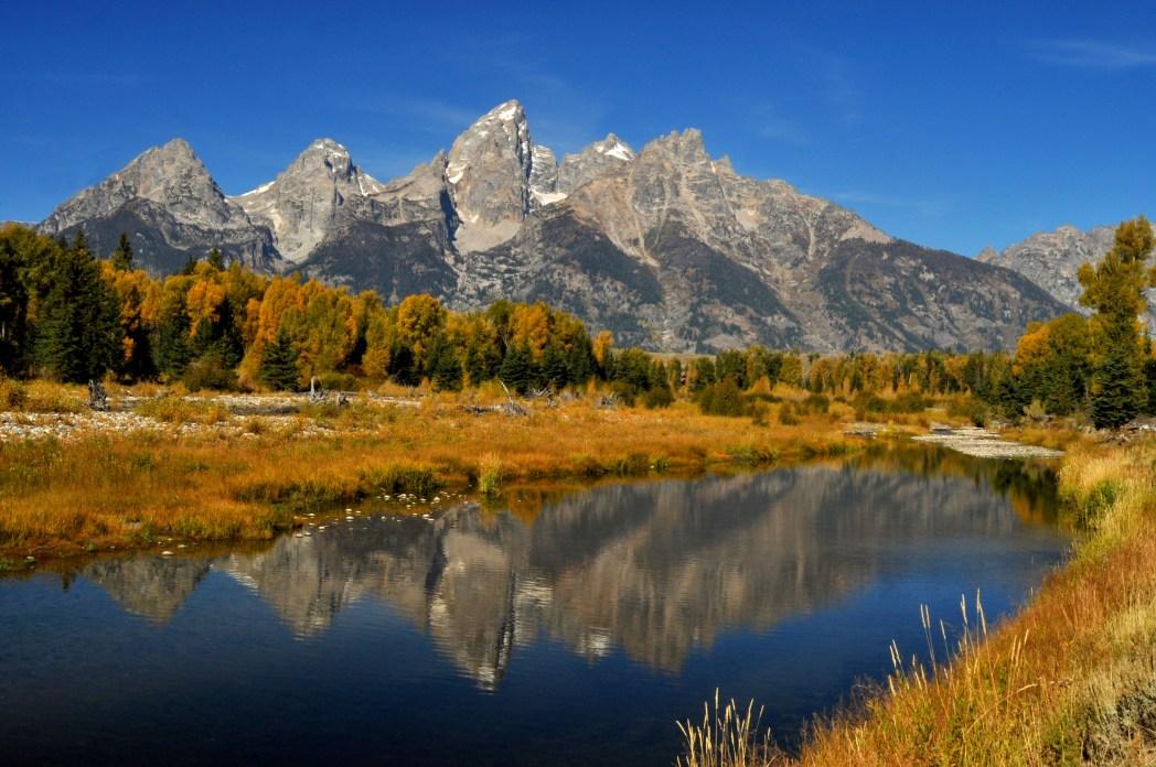 Herbst in den USA und in Kanada: Rocky Mountains