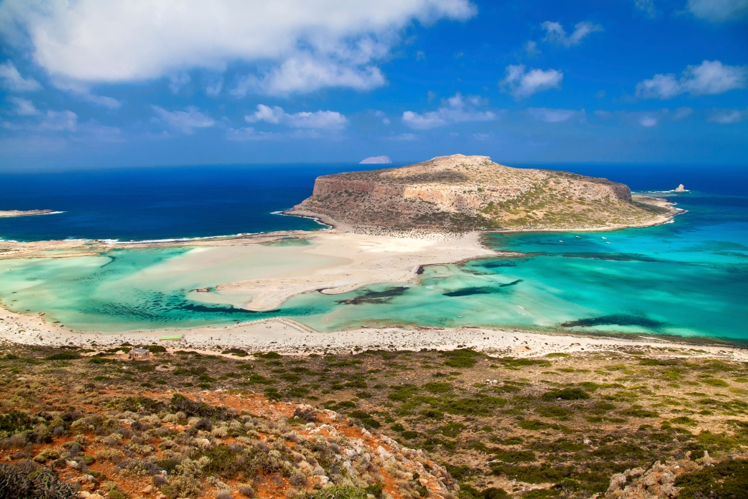 Strand von Balos, Kissamos, Kreta