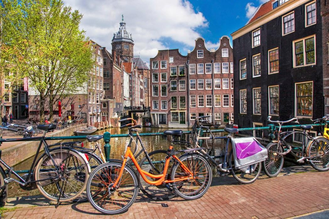 Top Reiseziele für März und April: Amsterdam, Niederlande