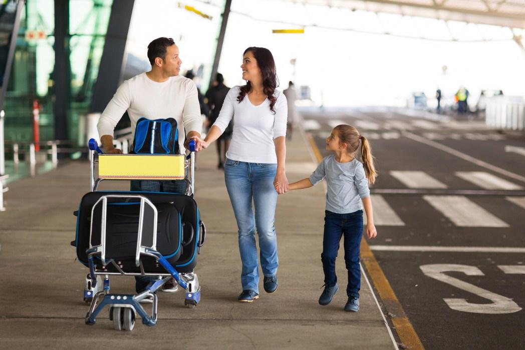 Sprecht euch mit euren Mitreisenden ab