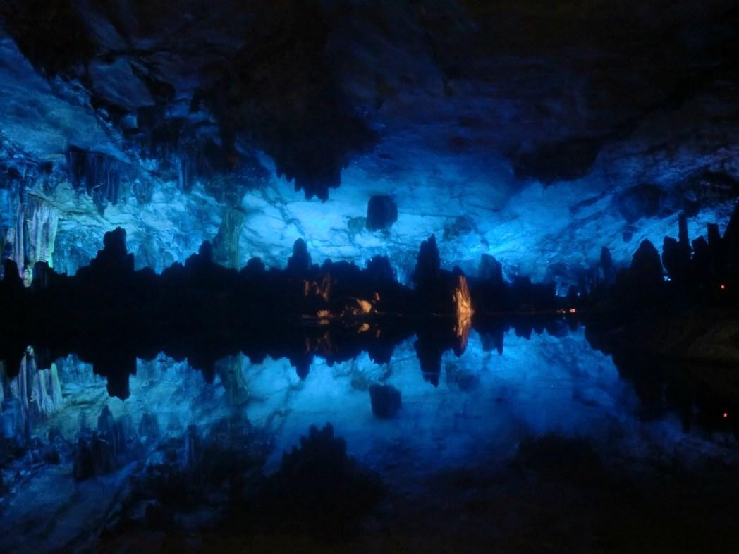 Die 20 spektakulärsten Wunder der Natur: Reed Flute Höhle in China