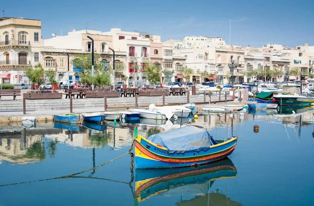 Reisen mit der Mama: Segeln rund um Malta