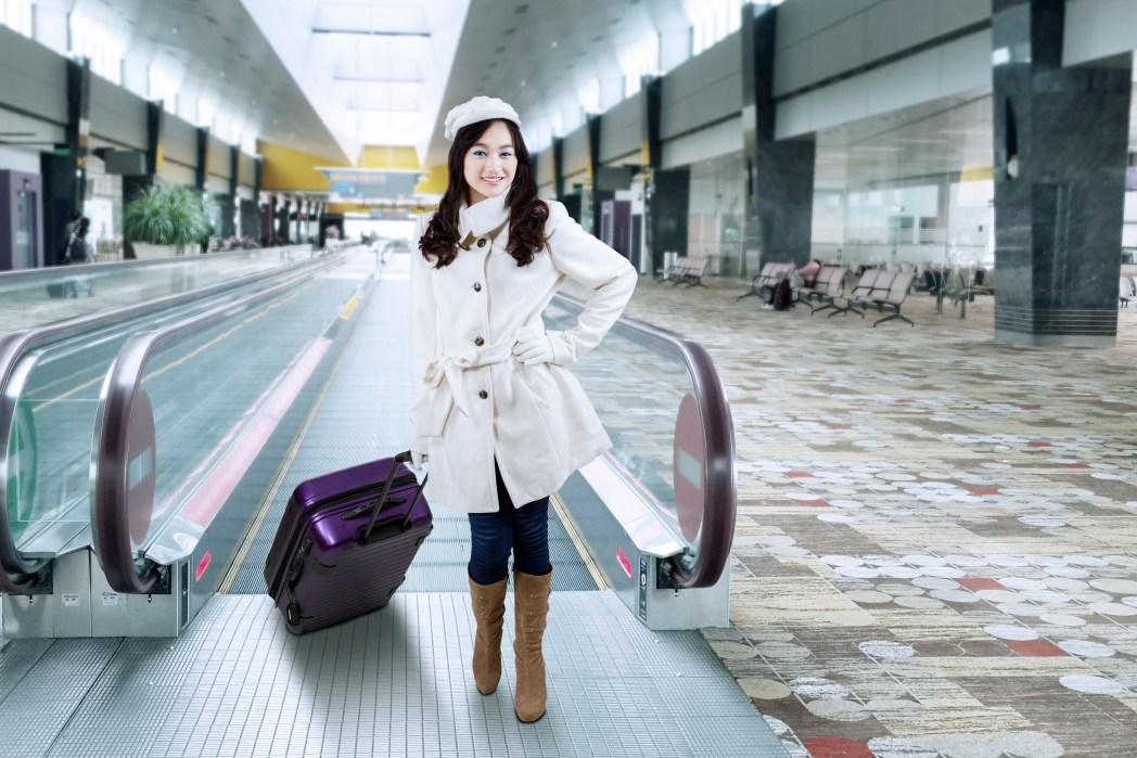 Handgepäckbestimmungen Koffer an Bord