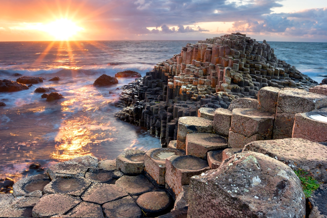 Die 20 spektakulärsten Wunder der Natur: Giant's Causeway, Nordirland