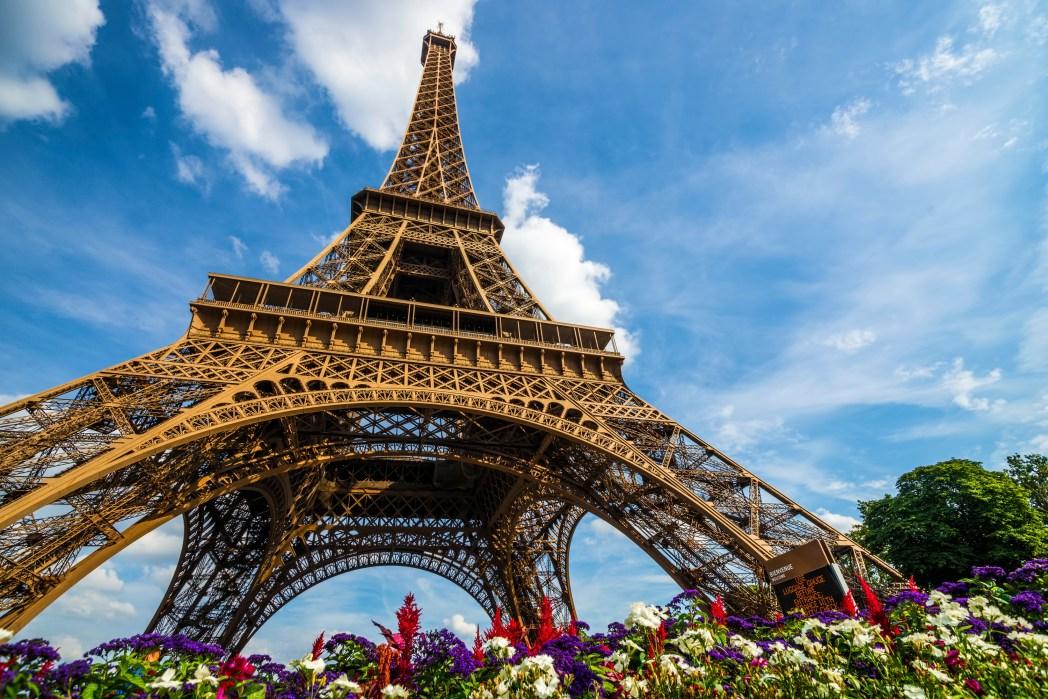 Sehenswürdigkeiten in Paris: Eiffelturm
