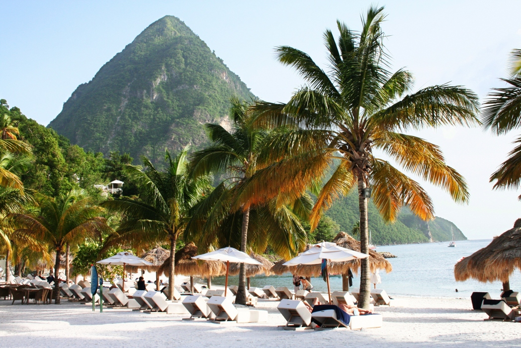 St. Lucia Karibik kein Visum bei der Einreise