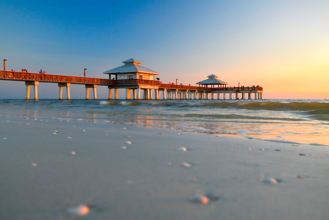 Road Trip durch Florida: Fort Myers