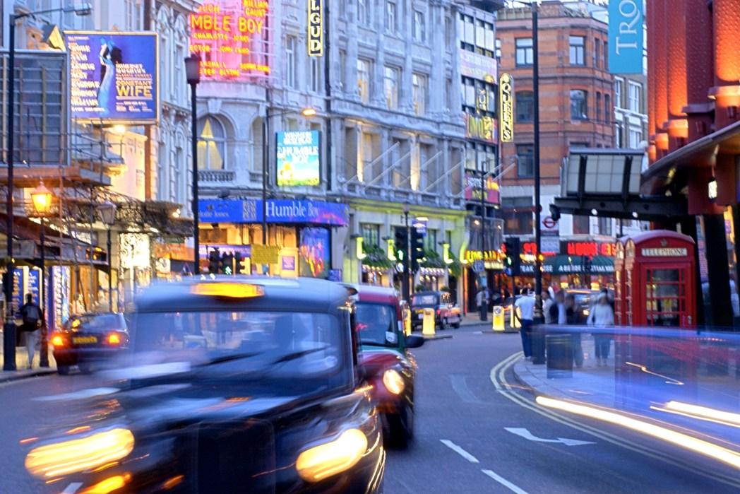 Einkaufen London