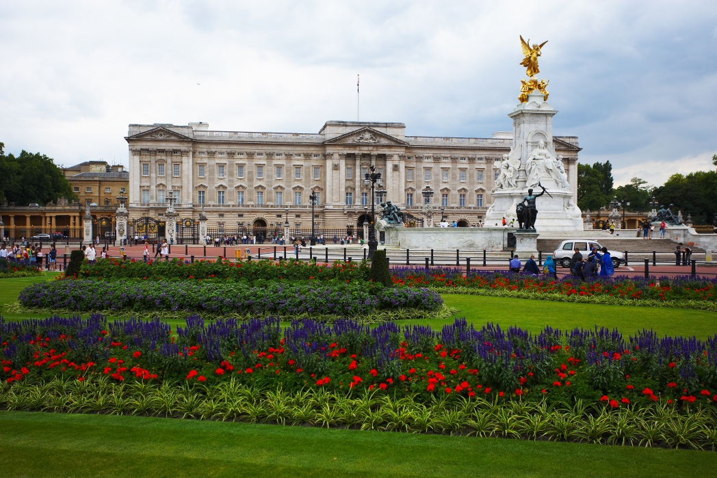 Die schönsten Attraktionen in London: Buckingham Palace & Hyde Park