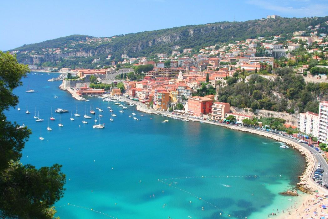 Top Reiseziele für März und April: Nizza, Frankreich