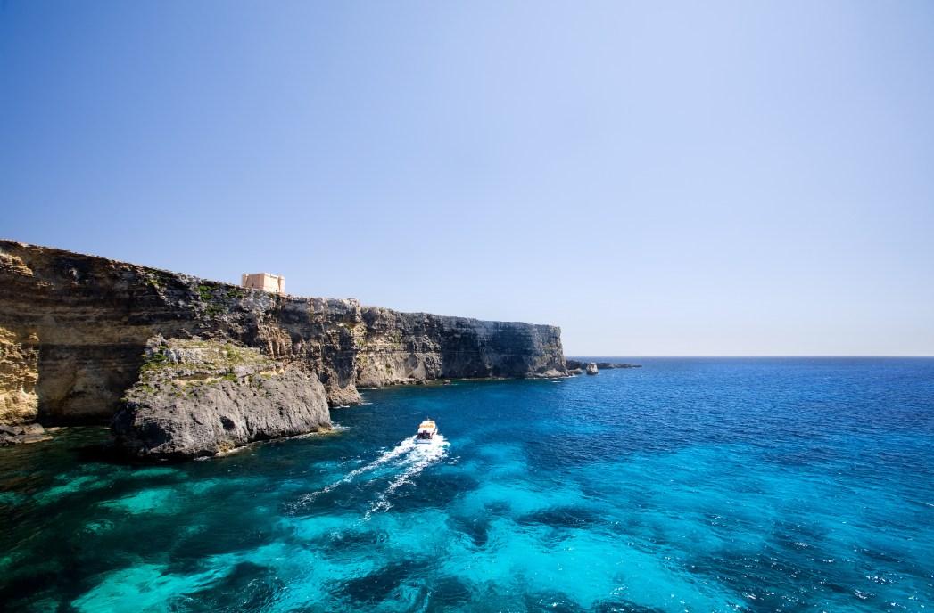 Inseln, die nicht jeder kennt: Comino, Malta