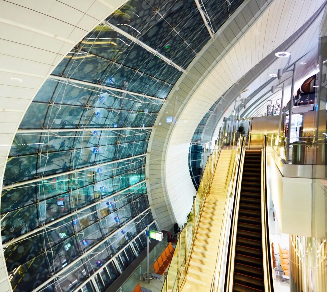Die größten Flughäfen der Welt: Dubai International Airport, Dubai, V.A.E.