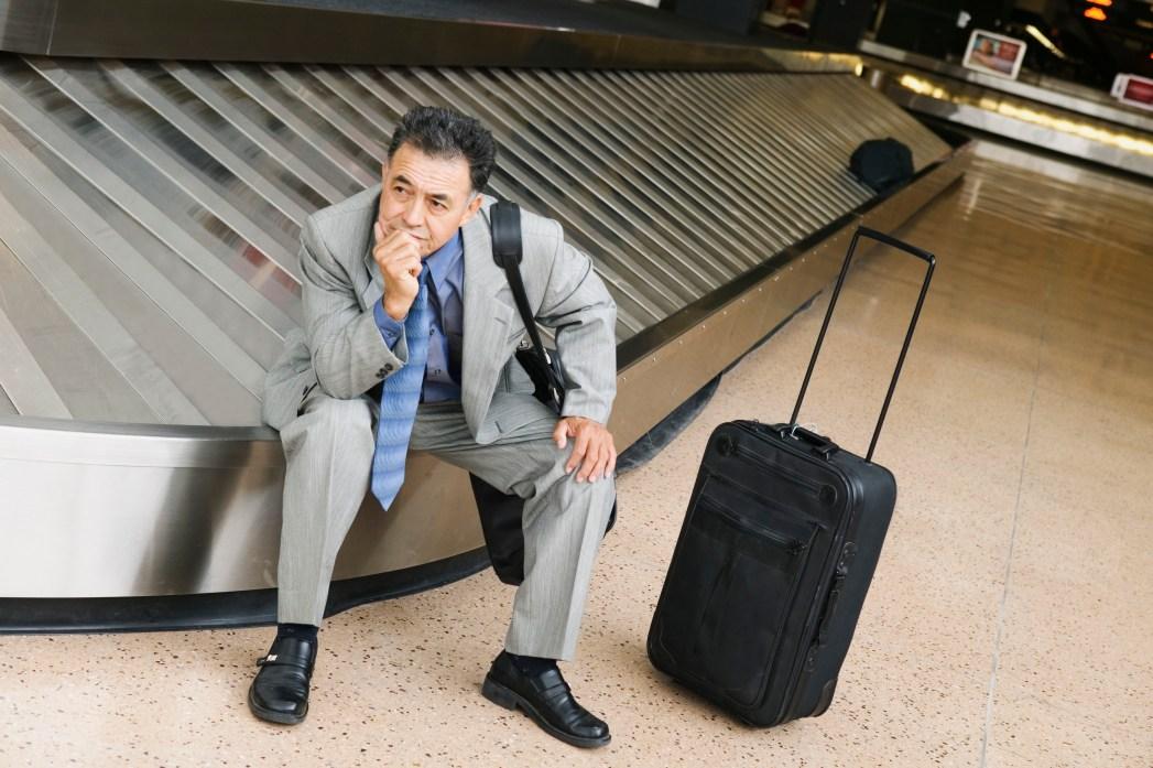Kofferverlust