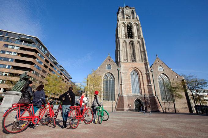 Laurenskerk: Rotterdams einziges mittelalterliches Gebäude