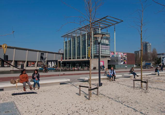 Umgeben von Kunst und Kultur: Museumpark