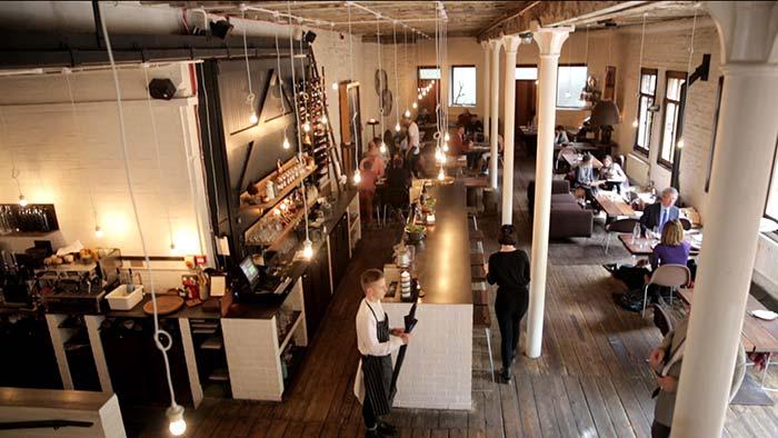 Restaurant Timberyard