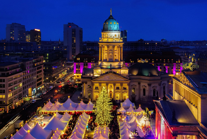 Die Schonsten Weihnachtsmarkte In Deutschland Skyscanner Deutschland